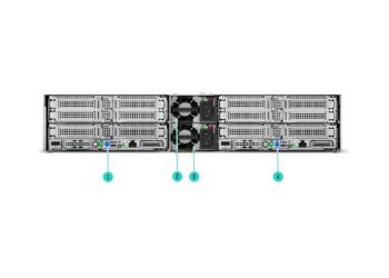 HPE ProLiant DX2000 Chassis